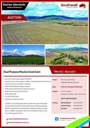 1390 Wave Hill Road Narrabri NSW 2390 - Image 1