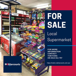 Supermarket  business for sale in Orelia - Image 1