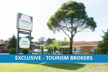Motel  business for sale in Ballarat Central - Image 1