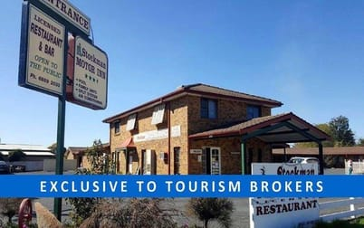 Motel  business for sale in Narromine - Image 1