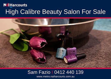 Beauty Salon  business for sale in Clarkson - Image 1