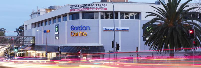 Gordon Centre - Gordon, NSW 2072 - Building Profile