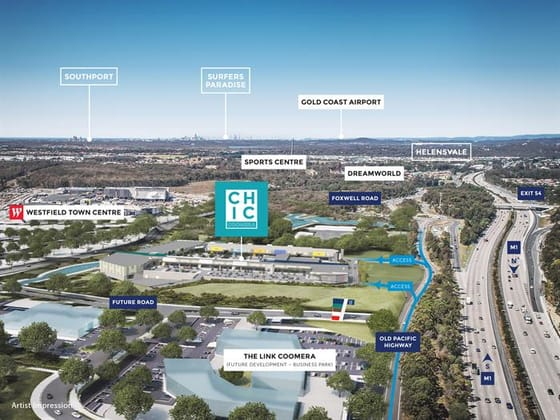 Lot 2 Old Pacific Highway Coomera QLD 4209 - Image 3