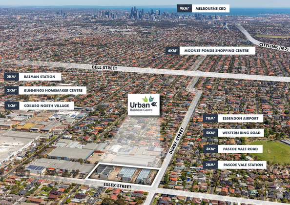 Urban Business Centre/98-100 Derby Street Pascoe Vale VIC 3044 - Image 1