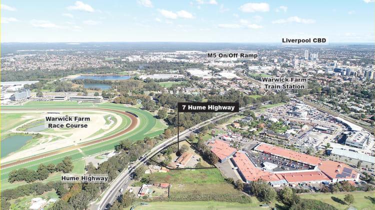 7 Hume Highway, Warwick Farm NSW 2170 - Image 1