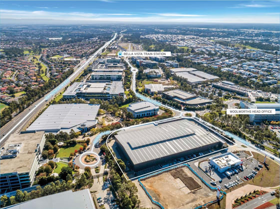 Norwest Business Park 2-8 Lexington Drive Bella Vista NSW 2153 - Image 2