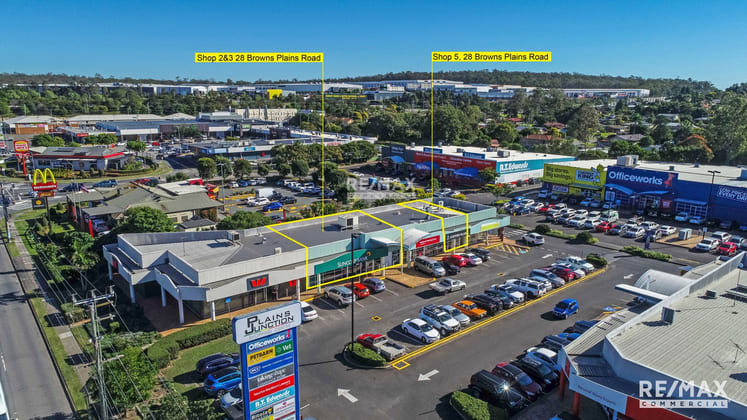 Shops 2, 3, 5 and 6/28 Browns Plains Road Browns Plains QLD 4118 - Image 1