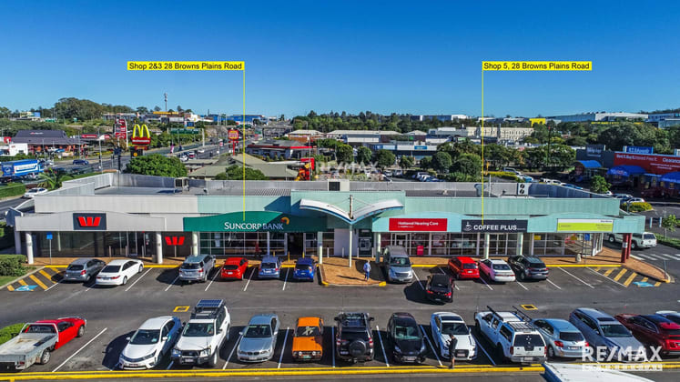 Shops 2, 3, 5 and 6/28 Browns Plains Road Browns Plains QLD 4118 - Image 2