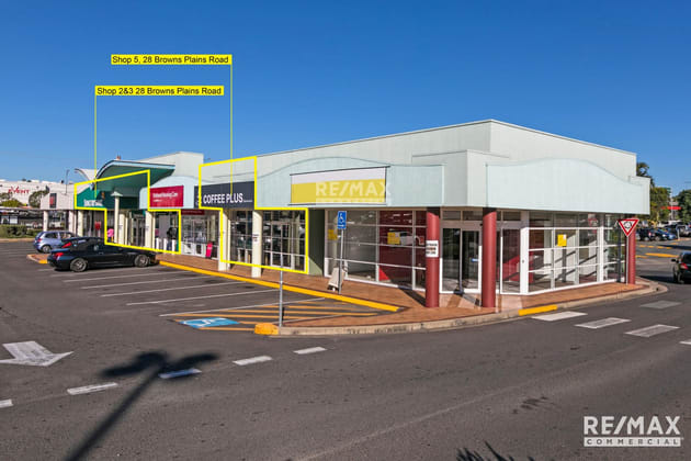 Shops 2, 3, 5 and 6/28 Browns Plains Road Browns Plains QLD 4118 - Image 3