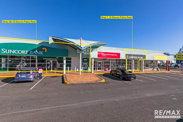 Shops 2, 3, 5 and 6/28 Browns Plains Road Browns Plains QLD 4118 - Image 4