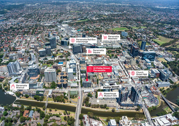 Level 6 Suite 601A/91 Phillip Street Parramatta NSW 2150 - Image 5