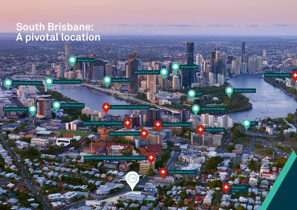 South Brisbane Health/52 - 64 Annerley Road Woolloongabba QLD 4102 - Image 2