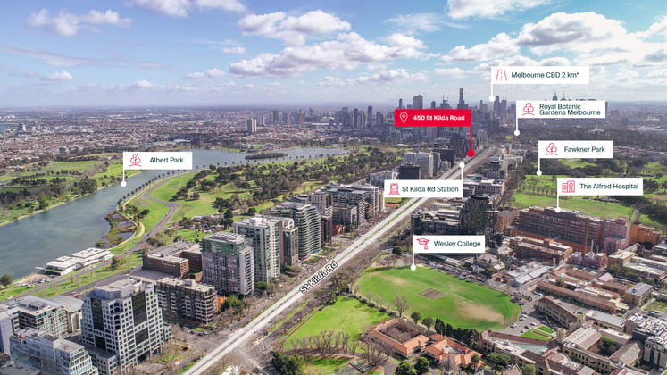 450 St Kilda Road Melbourne 3004 VIC 3004 - Image 1