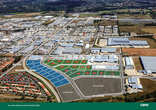 New Base Industrial CNR French Avenue & Leitchs Road Brendale QLD 4500 - Image 2