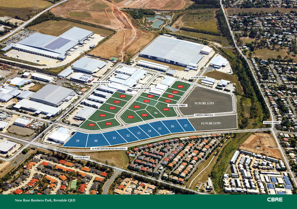 New Base Industrial CNR French Avenue & Leitchs Road Brendale QLD 4500 - Image 1