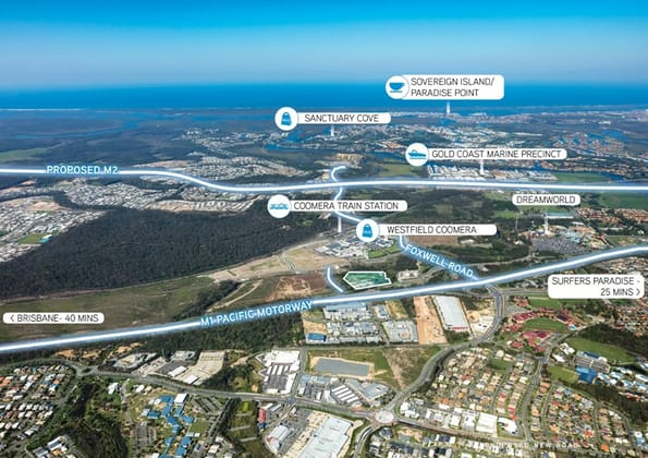 Lot 1 Pacific Highway Coomera QLD 4209 - Image 2