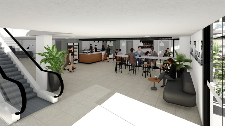 Lobby Cafe/31-35 Epping Road North Ryde NSW 2113 - Image 3