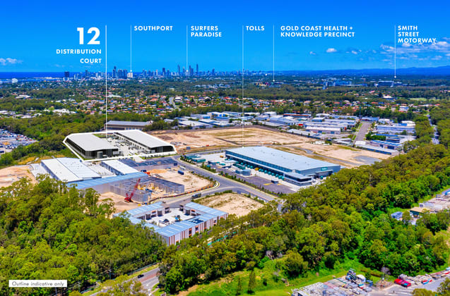 12 Distribution Court Arundel QLD 4214 - Image 1