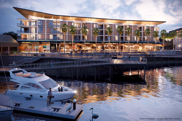 The Waterfront Dining Precinct, Shellharbour Marina Promenade Shell Cove NSW 2529 - Image 1