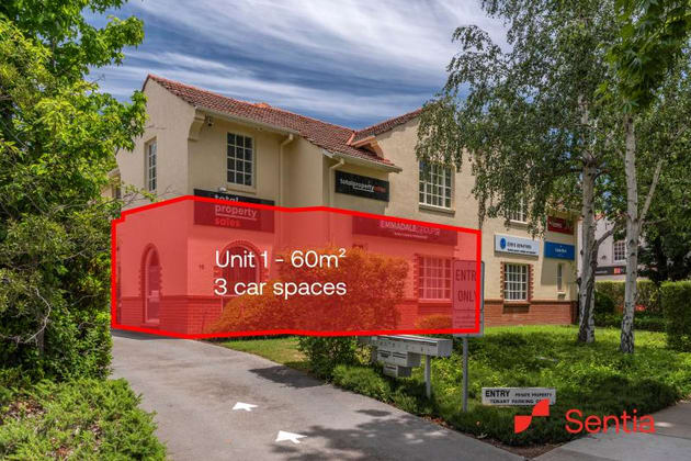 Ground  Unit 1/16 Bougainville Street Griffith ACT 2603 - Image 2