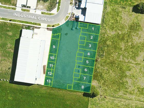 1-13/37 Industrial Circuit Cranbourne West VIC 3977 - Image 1