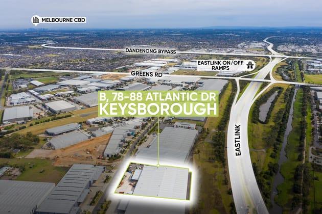Warehouse B/78-88 Atlantic Drive Keysborough VIC 3173 - Image 2