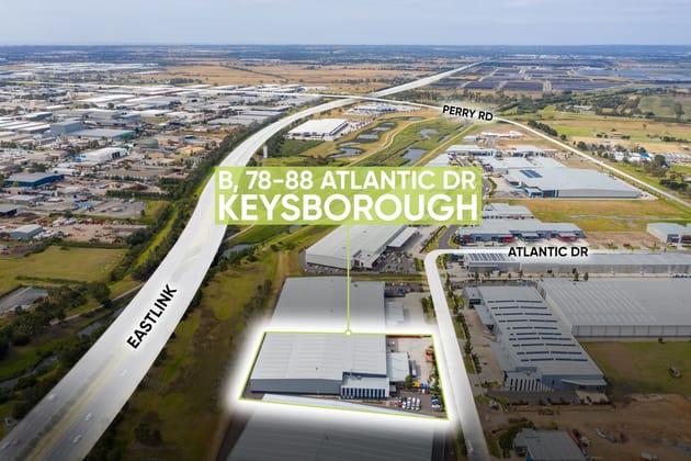 Warehouse B/78-88 Atlantic Drive Keysborough VIC 3173 - Image 3