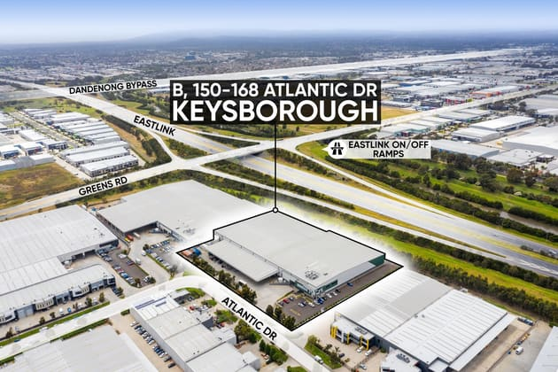 Warehouse B/150-168 Atlantic Drive Keysborough VIC 3173 - Image 4