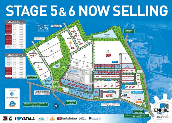 Stage 5&6 Empire Industrial Estate, Yatala QLD 4207 - Image 3