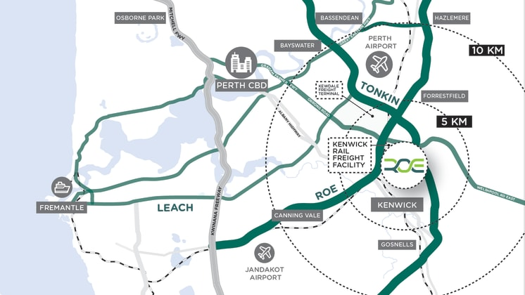 Roe Highway Logistics Park Kenwick WA 6107 - Image 4