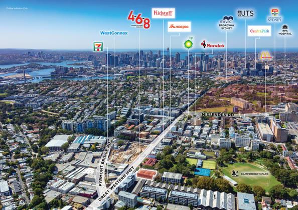 4, 6 & 8 Australia Street, Camperdown NSW 2050 - Image 2