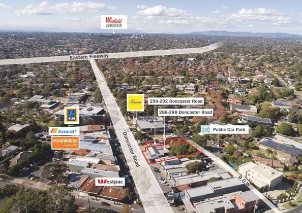 286-292 Doncaster Road, Balwyn North VIC 3104 - Image 5
