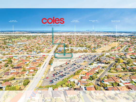 Coles Lalor Plaza 22 Mckimmies Road, Lalor VIC 3075 - Image 2