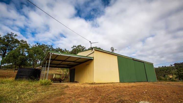 """Mount Haldon Station"" Mount Haldon Access Lefthand Branch QLD 4343 - Image 5"