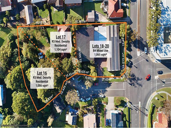29 Chapman Street and 2-4 St Albans Close Charlestown NSW 2290 - Image 1
