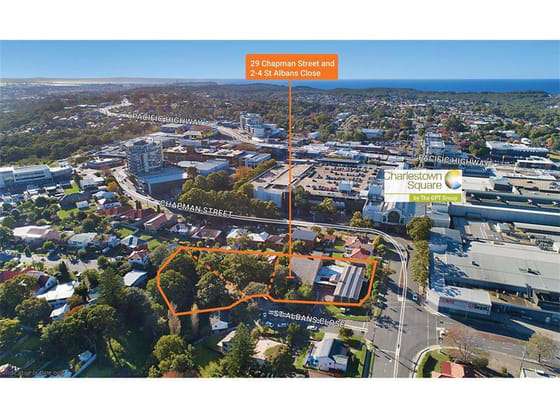 29 Chapman Street and 2-4 St Albans Close Charlestown NSW 2290 - Image 2