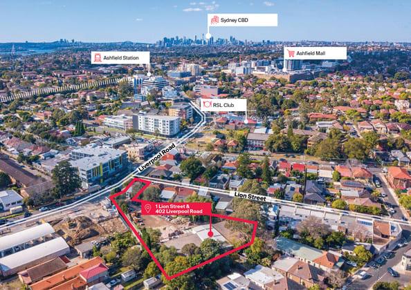 1 Lion Street and 402 Liverpool Road Croydon NSW 2132 - Image 1