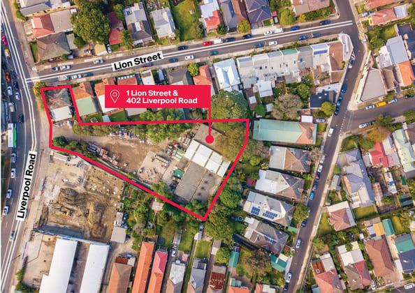 1 Lion Street and 402 Liverpool Road Croydon NSW 2132 - Image 2