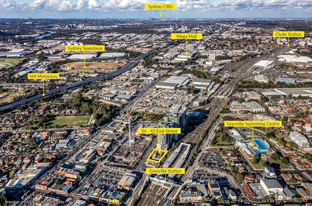 34-42 East Street Granville NSW 2142 - Image 1