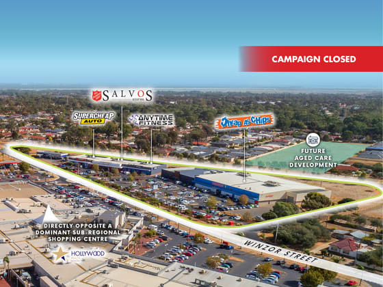 Hollywood LFR Centre 155 Winzor Street Salisbury Downs SA 5108 - Image 1