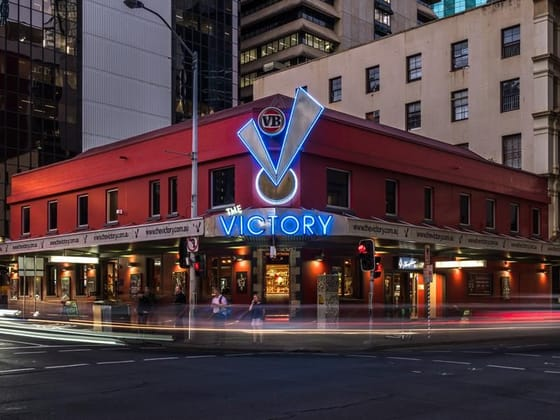 The Victory Hotel/127 Edward St Brisbane City QLD 4000 - Image 1