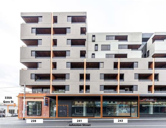 Retail/338A Gore Street & 239, 241 & 243 Johnston Street Fitzroy VIC 3065 - Image 2