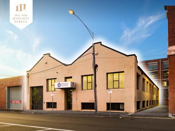 102-108 Jeffcott Street West Melbourne VIC 3003 - Image 1