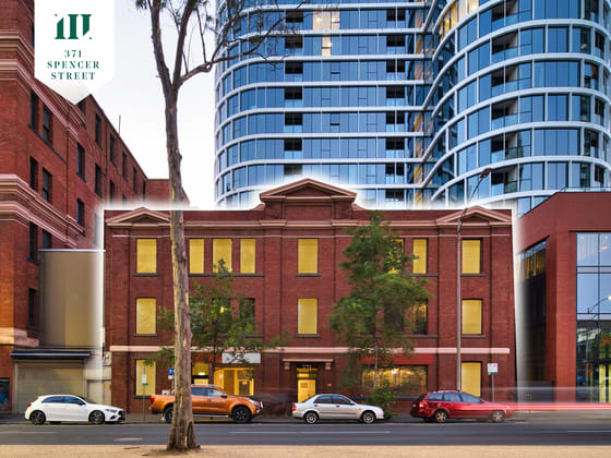 371 Spencer Street West Melbourne VIC 3003 - Image 1