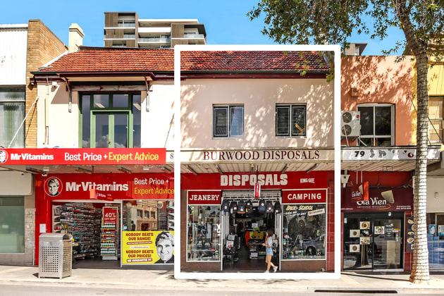 81 BURWOOD ROAD Burwood NSW 2134 - Image 1