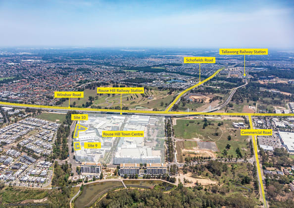 Key Town Centre Development Sites^ Rouse Hill NSW 2155 - Image 2