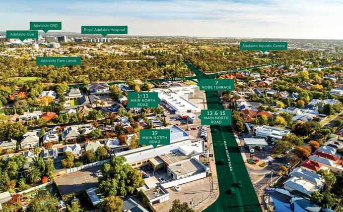 1-15, 19 Main North Road & 2 Robe Terrace Medindie SA 5081 - Image 2