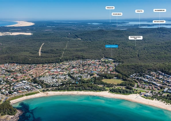 Proposed Lot 2 Rocky Point Road Fingal Bay NSW 2315 - Image 1