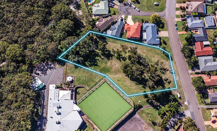 Proposed Lot 2 Rocky Point Road Fingal Bay NSW 2315 - Image 3