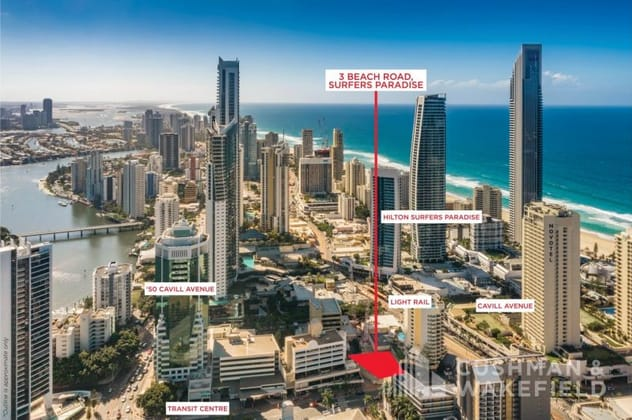 3 Beach Road Surfers Paradise QLD 4217 - Image 1